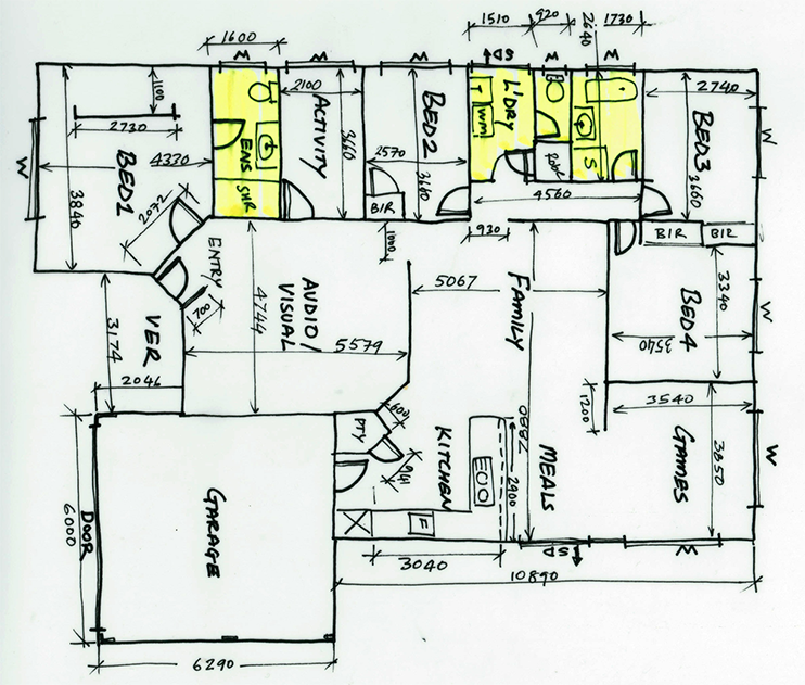 Efloorplan new plan measure rooms and draw floor plan for Floor plan sketch